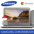 [Samsung] CHROMEBOOK 11.6 inch screen ultraportable sleek laptop1.1 kg and has over 6.5 hours of battery life