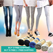 SPECIAL PRICE!!!~3/4 Ice silk Candy Color Legging / Micro Modal Legging / Jeans Legging / Fashion Legging : soft and comfortable : Buy 3 Free Shipping~Buy 5 Free 1 + Free Shipping