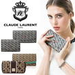 [CLAUDE LAURENT]COW LEATHER WALLET /★Gift Packaging★Launching in Singapore! Special Offer
