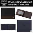 ★【MCM AUTHENTIC】★MCM MEN`S WALLET COLLECTIONS★2014SS★men accessory