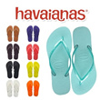 Havaianas Slim flip flops 100% Authentic Free Shipping direct from KOREA!