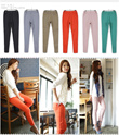 [Korean Style Trendy Pants] Premium Quality/Baending cotton jeans/cotton pants/Best quality/Korean Style Bottoms