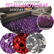 PETALS AND FLORAE| MODERN CONTEMPORARY| SHAGGY| DESIGNER STYLE| SALE 40% OFF