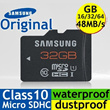 Class 10 MicroSDC 16GB/32GB/64GB Original Samsung|5 years warranty|FAST SHIPPING|READY STOCK