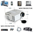 Mini projector/multifunction projector/Home entertainment/Overseas Delivery