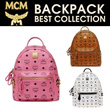 【MCM AUTHENTIC 】 100%AUTHENTIC /SS14 BACKPACK COLLECTIONS/EMS FREE SHIPPING/1Year Warranty