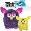 Furby(Eng ver.)-VOODOOSPRITE PHOENIX YETIBLACK MAGIC GREEN MAN TWILIGHT