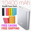 Xiaomi 10400mah Powerbank *FREE Xiaomi Slicon CASE and FREE SHIPPING!!!*