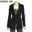 Formal double button jacket MFSJ009R00