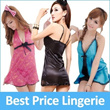 [Larrisa] Fashion New Sexy lingerie nightgown sleepwear pajamas LS-53