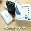 PowerBank Samsung 50000mAh 4output [cells Made in Korea]