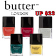 CNY Promotion!UP $23 Butter London Nail Polish [Authentic] Great range of colours smooth texture!