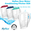 Hyflux Dew Water Conditioning Pitcher D28Hyflux 이슬 물 컨디셔닝 투 D28