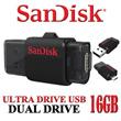 [SANDISK] GARANSI RESMI!!! ORIGINAL SANDISK ULTRA DUAL DRIVE USB DRIVE 16GB - 32GB
