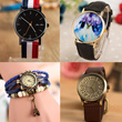 High Quality Korean Style Vintage Watch/Leather Watch/Men Watch/Women Watch/Watch/Watches