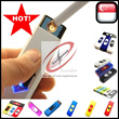Eco-Friendly Fashionable And Portable USB Rechargeable Electronic Cigarette / Cigar Flameless And Wind-Proof Lighter (Singapore Seller Fast Shipment)