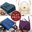 FREELOY★Korea Fashion★ShoulderBag/Handbag/Work Bag/Tote/Big Bag/Cross Body Bag/Clutch/shopper/mini bags