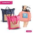 HARUS PUNYA!! Tas Multifungsi - Tas Lipat - Tas Lipat fashion - Tas Travelling - Foldable Bag
