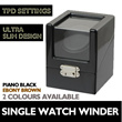  Group Buy  Single Watch Winder- 2 Colours- Japanese Rotors Watch Winder!!  Free Shipping!! 