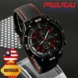 [Malaysia Seller] 2015 Quartz Men Sports watch Casual Watch