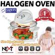 ★ Halogen Oven ★ 1 Year Warranty ★ Next Essential ★ Safety Mark ★★★ Chinese New Year Sale ★★★