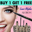 *100% AUTHENTIC*[BUY1 GET 1 FREE]- *女人我最大* Authentic love alpha unlimited extension mascara/powder/Eyeliner/ALOBON liquid eyeliner/Eyebrow pencil/shadow-Highly Raved by Koreans waterproof/Smudgeproof/