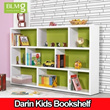 [Pre-Order][BLMG_SG]Darin Kids Bookshelf★Furniture★New arrivals★Home★Bookshelve★Singapore★Cheap★Fast★Sale