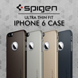 Spigen Thin Fit/Thin Fit A iPhone 6 Case iPhone 6 Plus Case iPhone 6 Screen Protector *Guarantee Authentic* PET packaging online exclusive made in korea  bluetooth headset