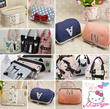 Retro Zakka The Good Old Days~Wallet/Pouch/Cosmetic Pouch/Skincare Pouch/Toiletries Bag/Multifunction Storage