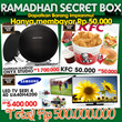 [GIFT] Ramadhan Secret Box - 100% Winning