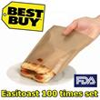 [CLEAR SALE]Magic toast Sandwich Bag/UK best seller/kitchen/home/new arrivals/baking