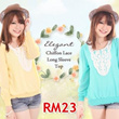 ♥ LuvClo ~ Elegant Fashion OL Tops
