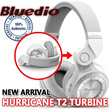 [VINS]Lowest Price S$25.9★NEW ARRIVAL HURRICANE T2 TURBINE★Release NEW COLOR/RED/BLUE★Bluedio Turbine Hurricane H-Turbine Bluetooth 4.1 Wireless Headphone