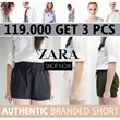 [RESELLER PRICE] !BUY 3 ONLY 119.000! 100% AUTHENTIC BRANDEDS SHORT! BEBAS PILIH WARNA DAN UKURAN! ZR 01