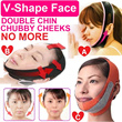 Japanese 3D Sleep Face-Lift Device/Slimming Face- V-Line Face without Surgery - Bye Bye Double Chin + Chubby Cheeks + Baby Fat (瓜子脸) *3 Types*