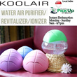 Air Purifier. Ready Stock [KoolAir] 2014 LATEST PRODUCT -- BEST Selling!!Cheapest in Singapore. Air / Air Purifier / Revitalisor / Humidifier / Aromatherapy / Purifier / Ionizer / Haze