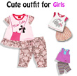Cute Little Dresses and Shirt + Pants for Girls 200+ designs from 3mths to 18M