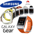 Samsung Galaxy Gear Smart Watch SM-V700 | Export Unit | Compatible with Galaxy Note 3 and Other Smartphones | Place and answer call via Gear !!!