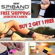 Beli 1 harga dapat 3 pcs ★ NEW ITEM ★ Spiband Wrist/ Ankle Storage Band - 3 COLORS ★ free ongkir jabodetabek !