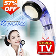 [SKIN CARES] #SPECIAL OFFER# Definite effect as you see!#Anion Healthy Shower head/showerhead