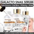 GALACTO + SNAIL SUPER WRINKLE ESSENCE SERUM 50ml / SKIN REPAIR / skin recovery and whitening/ anti-aging serum