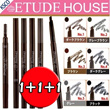 (ETUDE HOUSE) Drawing Eye Brow  AD 6 Colors1+1+1【Low Price・KOREA COSMETICS】