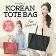 [Whuffle] 3200 Assorted Bags/Korean/Taiwan Tote/Classic/Celebrity Bag/Work Bag Premium PU Leather Quality