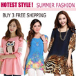 Hotest Style ! New Arrivals 2014 New Summer Fashion Style Dress /Long Dress and Chiffon Tops