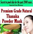 100% ORIGINAL PREMIUM GRADE THANAKA MASKER in a TUB WHITENING/PIMPLE ELIMINATOR/SEVERE ACNE/ ANTI-AGING/PORE TIGHTENING/FACE MASK TREATMENT/BLACKHEAD/WHITEHEAD/tanaka