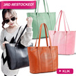 [HOT ITEM] CROCODILE TOTE BAG** Ready 5 Colors