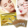 Time Sale $0.27! Limited! Fast Delivey 大S Recommended 11 type Crystal Collagen Eye Mask