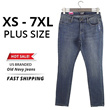 US Branded super plus size jeans - 100% Satisfation guaranteed - unconditional exchange or refund Item# 8023