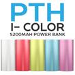 [FREE SHIPPING] PTH i-color 5200mAh Power Bank