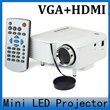 ★NEVER AGAIN★Mini LED Projector HD Multimedia Player HDMI USB VGA for PC Laptop TV DVD Home Theater